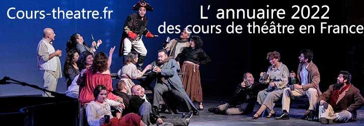 Cours-theatre.fr - L annuaire gratuit des écoles de Théâtre en France